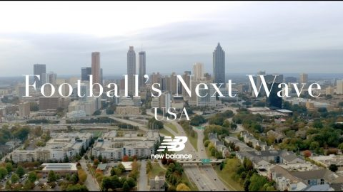 Football's Next Wave | Episode 1: USA | New Balance | newbalance