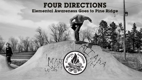 Four Directions - Elemental Awareness Visits Pine Ridge Reservation - Element