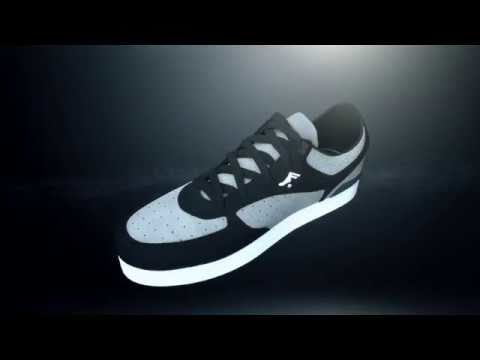 FP Footwear : The MARK I - Footprint Insole Technology