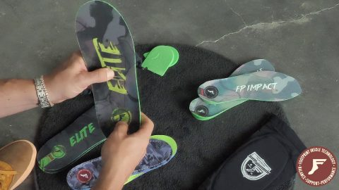 FP INSOLES: KINGFOAM ORTHOTICS product description | Footprint Insole Technology