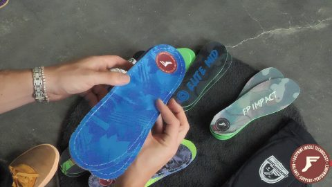 FP INSOLES: LOW PROFILE KINGFOAM ORTHOTICS product description | Footprint Insole Technology