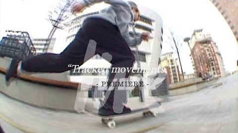 "Franck Pierron ""Tracked Movements"" 