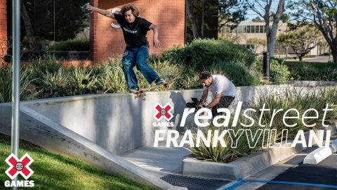 Franky Villani: REAL STREET 2020 | World of X Games | X Games