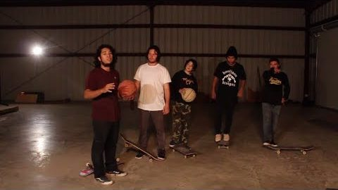 FREE THROW SKATE | MAJER Crew