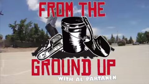 From The Ground Up: DIY Skateboarding - Ep. 4 | X Games - X Games