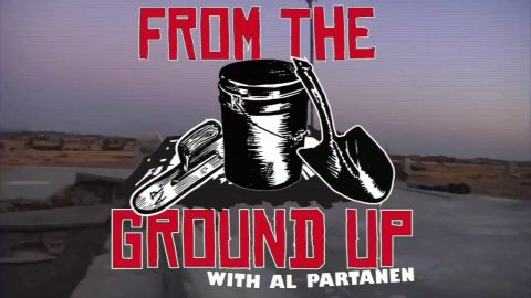 From The Ground Up: DIY Skateboarding - Ep. 1 | X Games - X Games