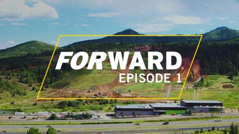 From The Ground Up - EP1 - Forward: Woodward Park City | Woodward
