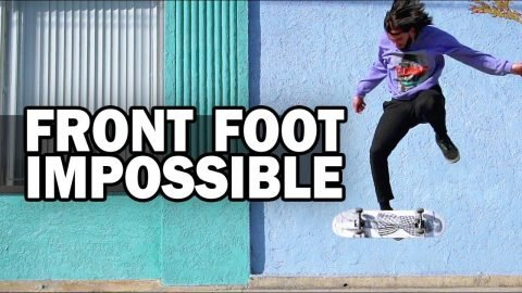 Front Foot Impossible: Garrett Hill || ShortSided - Brett Novak