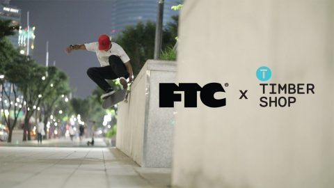 FTC x Timber Shop | DAILY GRIND