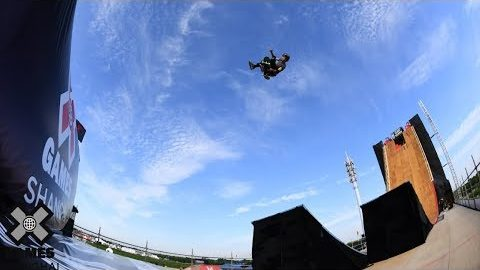 FULL BROADCAST: Skateboard Big Air Final | X Games Shanghai 2019 | X Games