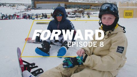 Full On Beast - EP8 - Forward: Woodward Park City | Woodward