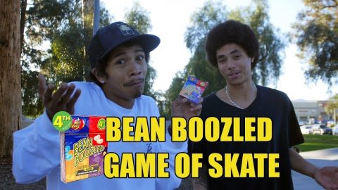 FULL PARK GAME OF SKATE (BEAN BOOZLED) - Vinh Banh