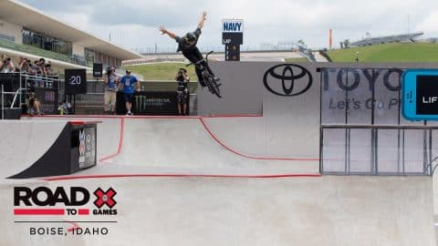 FULL REPLAY: BMX Park Final | Road to X Games Boise Qualifier - X Games