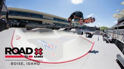 FULL REPLAY: Men's Skateboard Park Final | X Games Boise Qualifier - X Games
