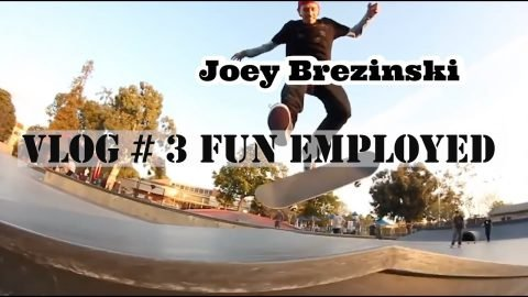 Fun Employed Vlog #3 | Joey Brezinski