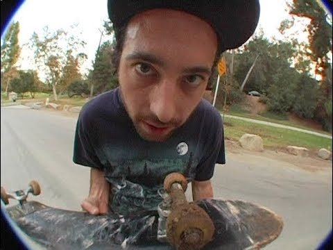 Fun Skating! - Skating on Rocks and Dirt! - DickJones