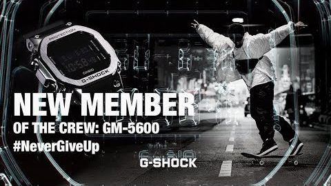 G-SHOCK GM-5600|THE ORIGIN|Stainless Steel Bezel|#AbsoluteToughness | gshockeu