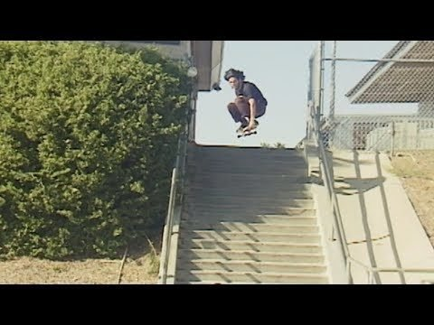 Gabe Gasanov, Skate Juice 2 Part - TransWorld SKATEboarding
