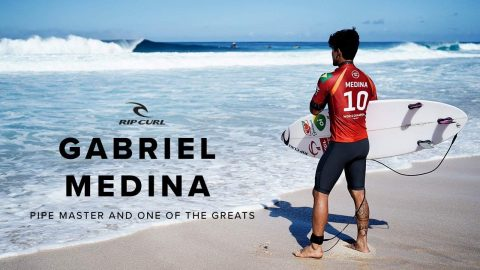 Gabriel Medina | One Of The Greats... | Rip Curl