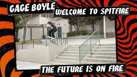 "Gage Boyle's ""Welcome to Spitfire"" Part 