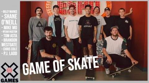 Game of Skate 2014: FULL BROADCAST | World of X Games | X Games