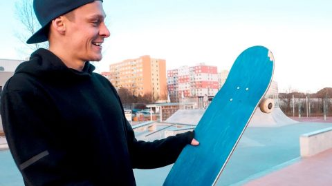GAME OF SKATE BEZ GRIPU | Maxim Habanec