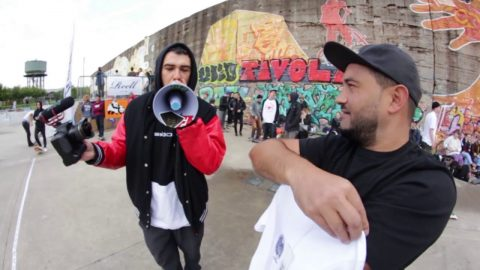 Game of Skate Clip / Duisburg - Reell Teamriders