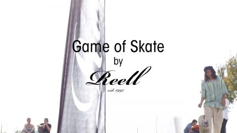 Game of Skate Clip | Reell Teamriders