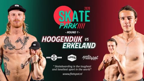 Game of SKATEpark - Game #6 - Erkeland vs Hoogendijk | Flatspot Magazine