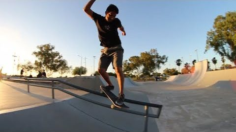 Game of SKATER - Brownsville Rail - MAJER Crew