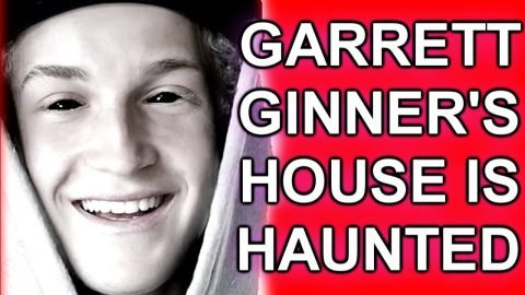 GARRETT'S HOUSE IS HAUNTED - Luis Mora