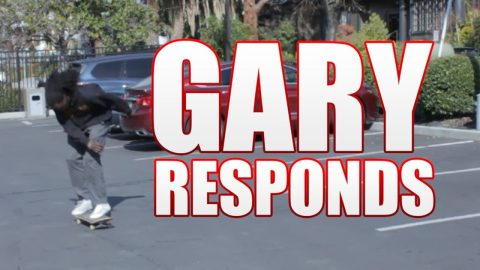 Gary Responds To Your SKATELINE Comments Ep. 225 - - Metro Skateboarding