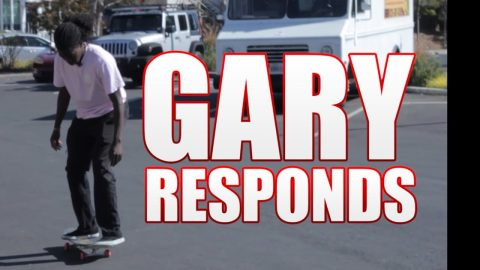 Gary Responds To Your SKATELINE Comments Ep. 261 - Supreme, SW Ollie El Toro, Nyjah Huston Spoiler | Metro Skateboarding