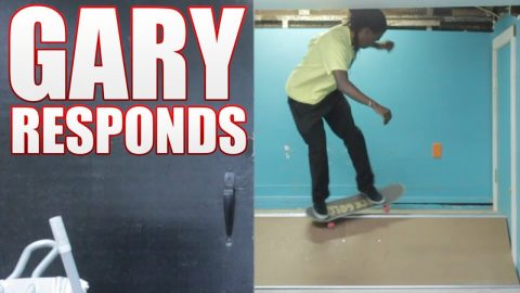 Gary Responds To Your SKATELINE Comments Ep. 280 - Mini Ramp Tricks, Ghetto Bird, Hardflip 180 | Metro Skateboarding