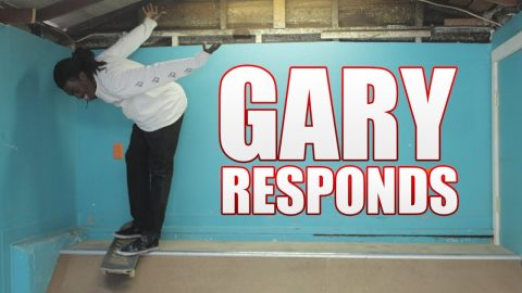 Gary Responds To Your SKATELINE Comments Ep. 283 - Chris Joslin, 30 Second Kickflip Penalty | Metro Skateboarding