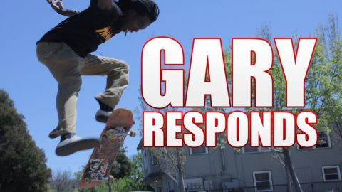Gary Responds To Your SKATELINE Comments Ep. 286 | Metro Skateboarding