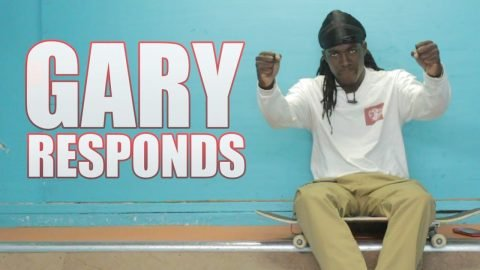 Gary Responds To Your SKATELINE Comments Ep. 288 - Kader Sylla Pro Part, Jamie Foy Game Of SKATE | Metro Skateboarding