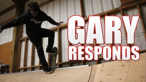 Gary Responds To Your SKATELINE Comments - Shane Oneill, Skate 4, Blunt 180 Line | Metro Skateboarding
