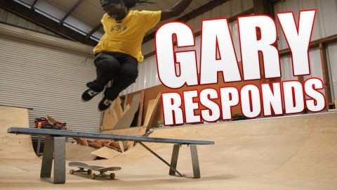Gary Responds To Your SKATELINE Comments - Shane Kyle Oneill, Milton Martinez, Hippie Jump, Skate | Metro Skateboarding