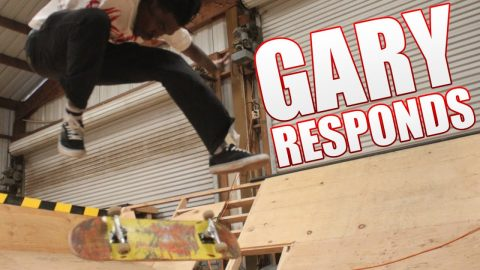 Gary Responds To Your SKATELINE Comments - Milton Martinez, John Cardiel, Double Heelflip, Tony Hawk | Metro Skateboarding