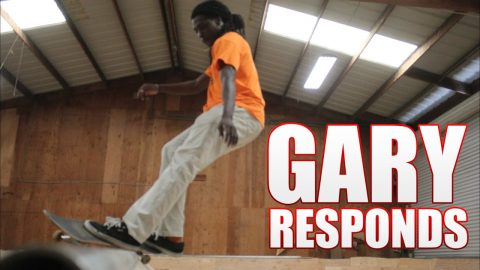 Gary Responds To Your SKATELINE Comments - Madars Apse, Chris Haslam, Cheese And Crackers | Metro Skateboarding