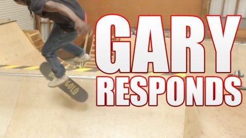 Gary Responds To Your SKATELINE Comments - Skater XL, Jerry Hsu, Nollie Heel Front Blunt NBD | Metro Skateboarding