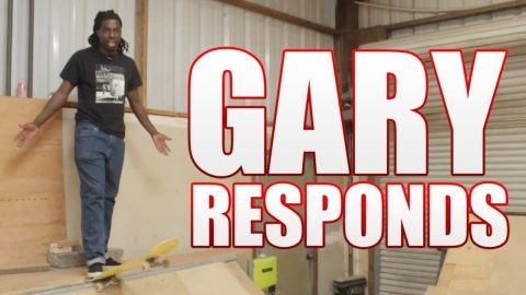 Gary Responds To Your SKATELINE Comments - Blake Norris Blunt Kickflip Clipper, Chris Cole Tre Flip | Metro Skateboarding