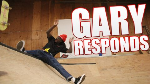 Gary Responds To Your SKATELINE Comments - Grant Taylor, Spongebob, Ricky Glaser How To | Metro Skateboarding
