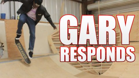 Gary Responds To Your SKATELINE Comments - Elijah Berle, Forrest Edwards, Vert Drop In, Kickflip | Metro Skateboarding