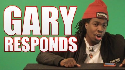 Gary Responds To Your SKATELINE Comments - Kader On Nike Adidas Greyson Fletcher,  Will Smith Matrix | Metro Skateboarding