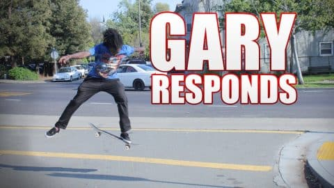 Gary Responds To Your SKATELINE Comments Ep. 183 - Gary's Set Up, Shane Oneill Nollie Tre & more - Metro Skateboarding