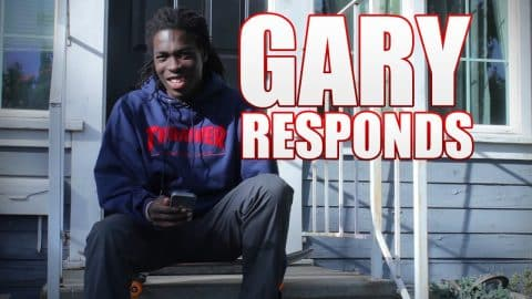 Gary Responds To Your SKATELINE Comments Ep. 187 - - Metro Skateboarding