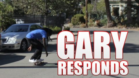 Gary Responds To Your SKATELINE Comments Ep. 210 - Metro Skateboarding