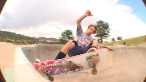 """Gavin Rosenberg - Gnarhammered """"The Wrong Way to Trip"""" - ConfusionMagazine"""